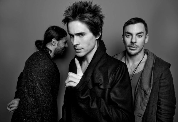 30 seconds to mars  :)