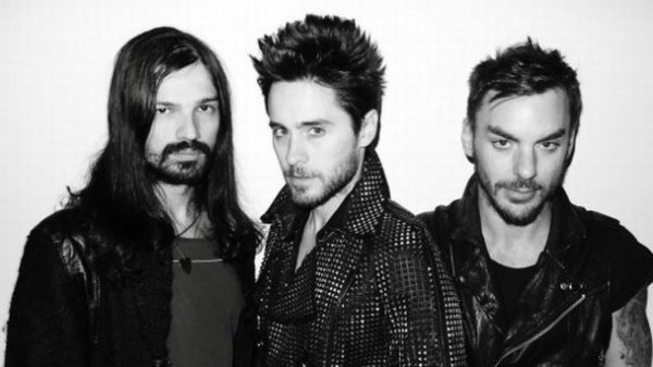 30 seconds to mars tour 2013