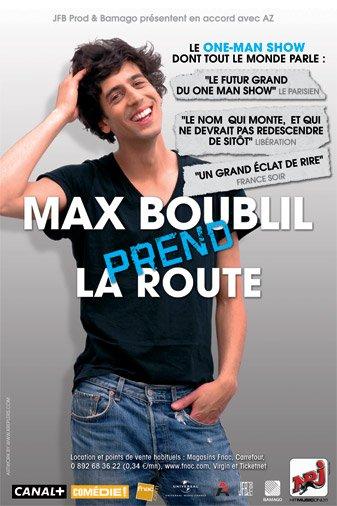 Max Prend la route !