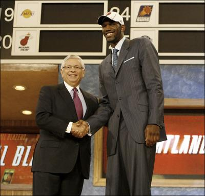 NBA Draft 2007-2008