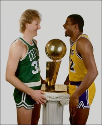 NBA : Rivalité de l'histoire - CELTICS vs LAKERS --version ... Jabari Parker Lakers