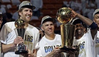 Les Mavericks champion NBA 2011
