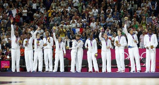 Jeux Olympiques : Les filles décrochent l'argent