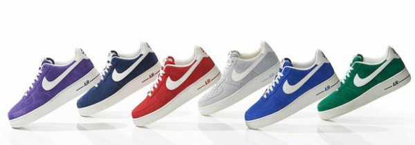 30 ans pour les Nike Air Force One