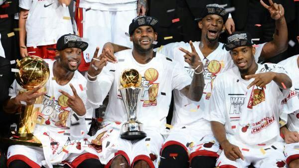 Miami Champion 2013