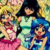 "Lucie "" Legende of mermaid"" - Hanon "" Ever blue"" - Rina "" Star jewel """