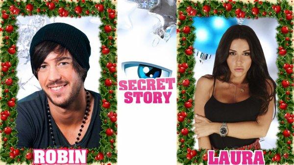 Robin & Laura : Les 2 Premiers Candidats Officiels de cette édition de Noël