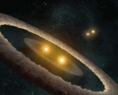 DE L'ASTRONOMIE : étoiles doubles et systèmes multiples