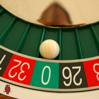 hasard et roulette