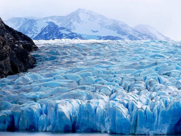 des glaciers à l'équateur