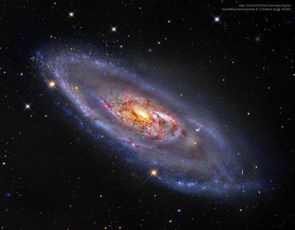 galaxie des Chiens de Chasse