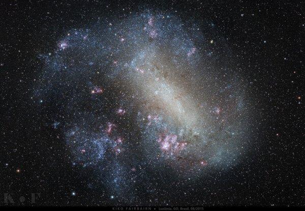 grand nuage de Magellan