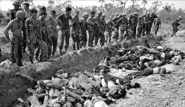 une image de la guerre du viet-nam