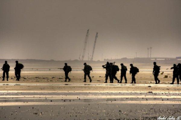 Sword beach 2011