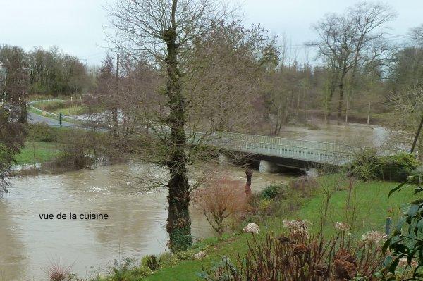 Inondations .....