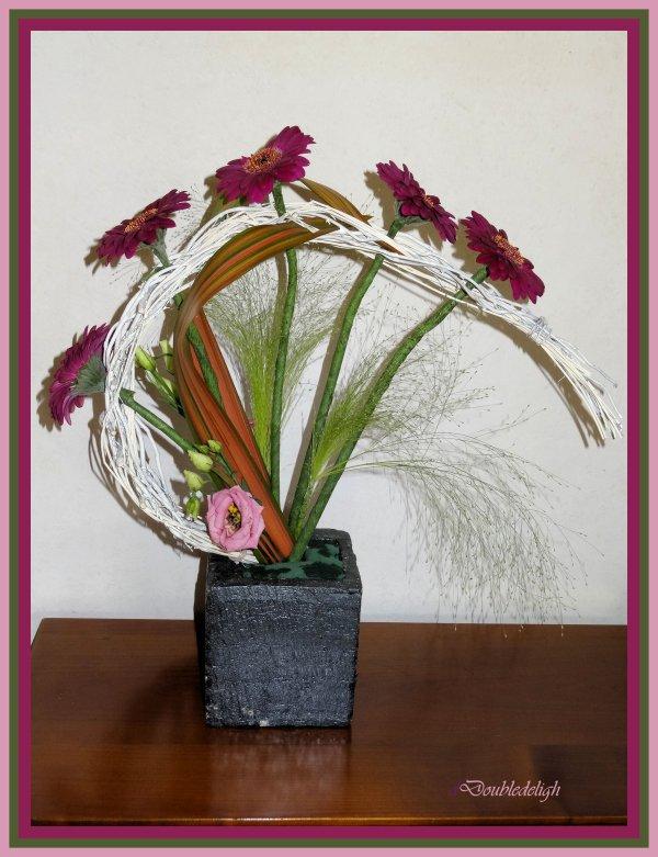 Bouquet en év entail