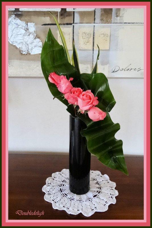 Boutons de rose du jardin ...