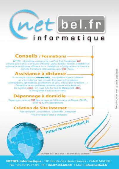 Les Services de NETBEL Informatique