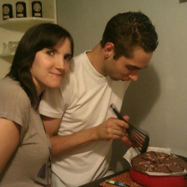 Roland + Anaïs = 09/11/2010