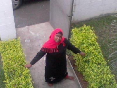 moi en mode musulmane lol