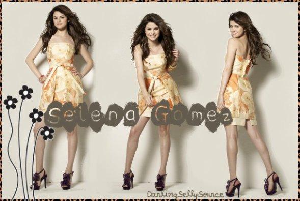 Bienvenue sur DarlingSellySource ta source sur la splendide Selena Gomez !