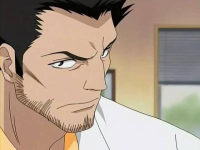 ________Kurosaki Isshin________
