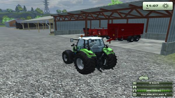 Ca yes jai recu farming 2013 hier trop bien