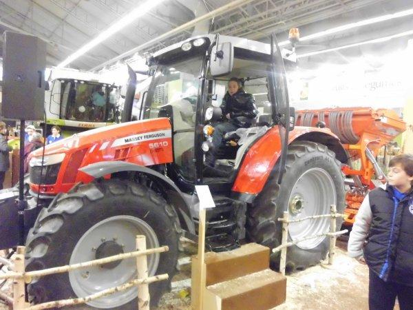 Salon de l'agriculture PARIS 2013