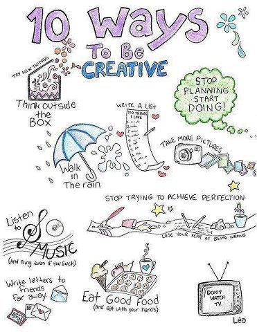 La creativité quand tu nous tiens !!!