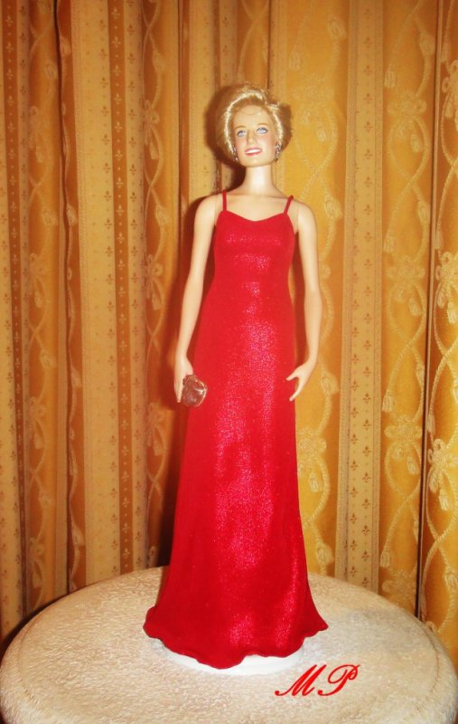 Diana-Poupée en vinyle