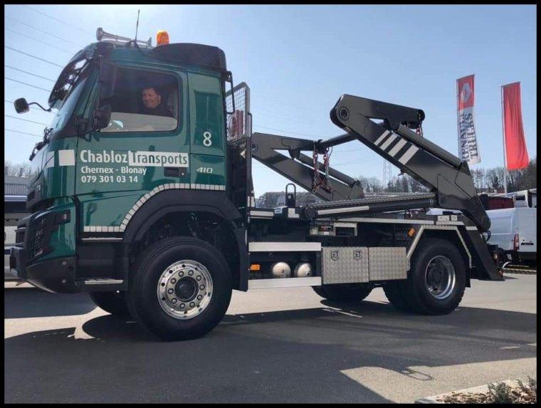 MULTI-BENNE SOCIETE CHABLOZ TRANSPORT AG