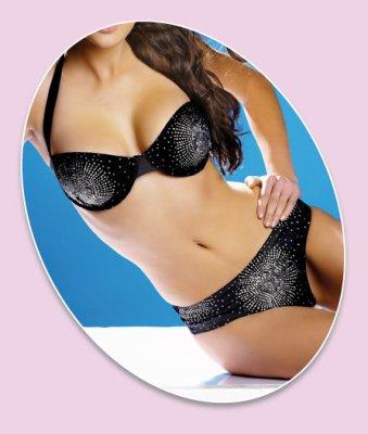 Modèles de lingerie entièrement façonnés