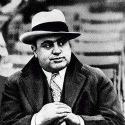 la legende Alphonse Gabriel Capone