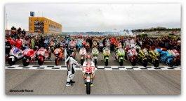 La saison 2011 s'est terminée à Valence ♥.