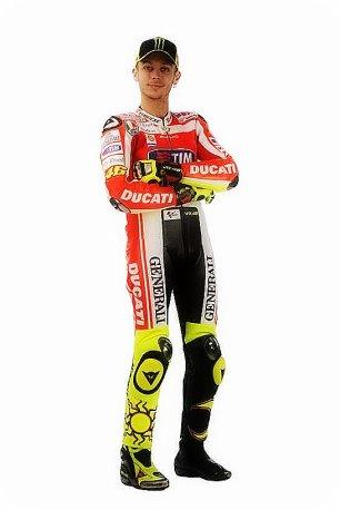 Valentino Rossi, un idole ♥