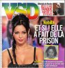 VSD affirme en Une que Nabilla a bien fait de la prison et publie des documents