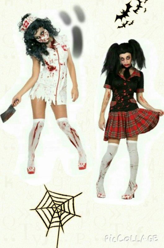 Quel déguisement pour Halloween ?