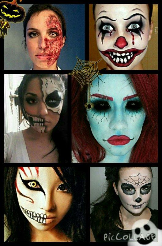 Quel maquillage pour Halloween ?