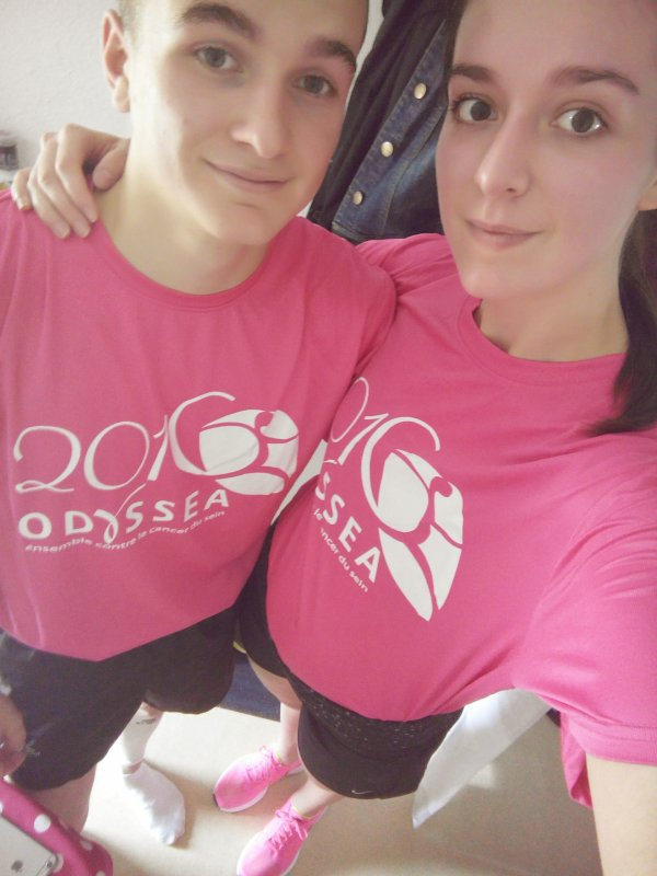 En direct d'Odyssea Dijon | Je teste mes nouvelles running !