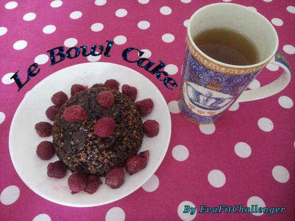 La recette du mois - Le Bowl Cake