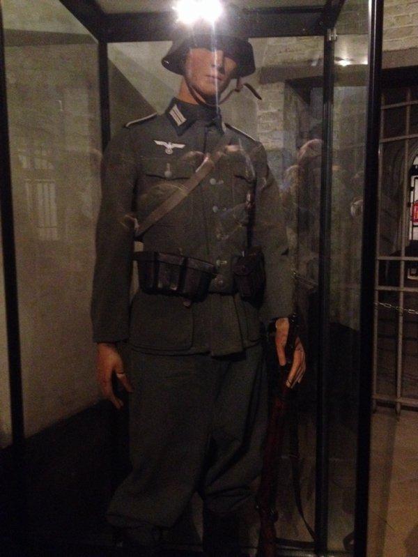 Soldat de la wehrmacht