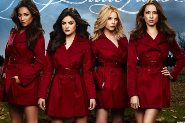 PRETTY LITTLE LIARS N°2