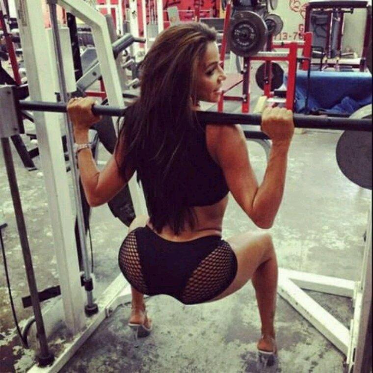 Fitness girl ☺☺☺
