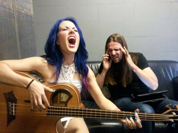 The Agonist! \m/