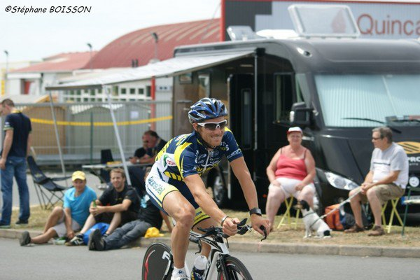 2e étape du Tour de France le 3/07