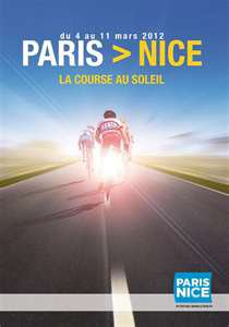 Paris-Nice  du 4 au 11/03