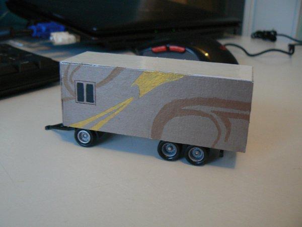 remorque caravane