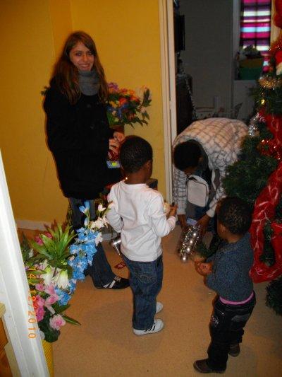 mon bb moi et mon petit neveu et ma niece