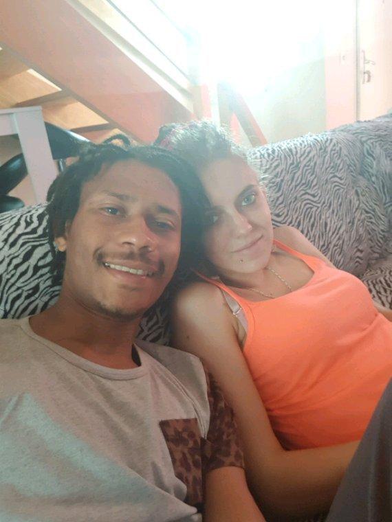 Avec ma femme  de retour sur le blog