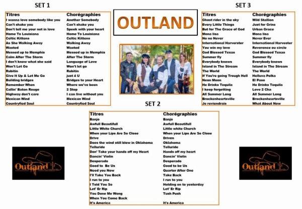 Play liste de OUTLAND pour fégersheim yesssssss